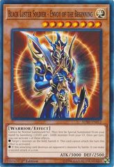 Black Luster Soldier - Envoy of the Beginning - SDSH-EN012 - Common - 1st Edition