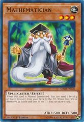 Mathematician - SDSH-EN020 - Common - 1st Edition on Channel Fireball