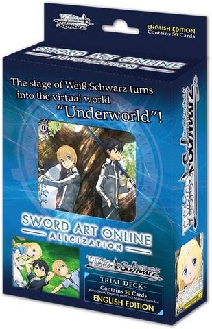 Sword Art Online -Alicization- Trial Deck +