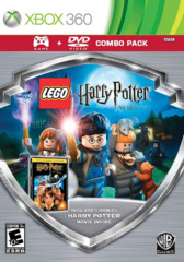 LEGO Harry Potter: Years 1-4 [Silver Shield]