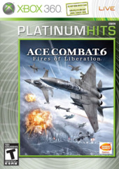 Ace Combat 6 Fires of Liberation [Platinum Hits]