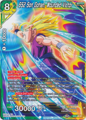 SS2 Son Gohan, Wounded Victor - XD3-08 - ST - Foil