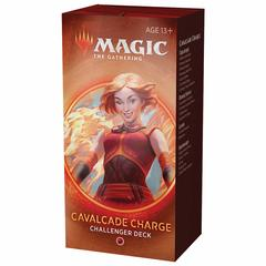 Challenger Decks - Cavalcade Charge