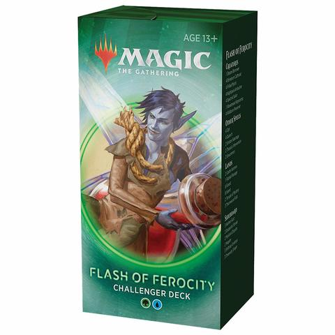 Challenger Decks 2020 - Flash of Ferocity
