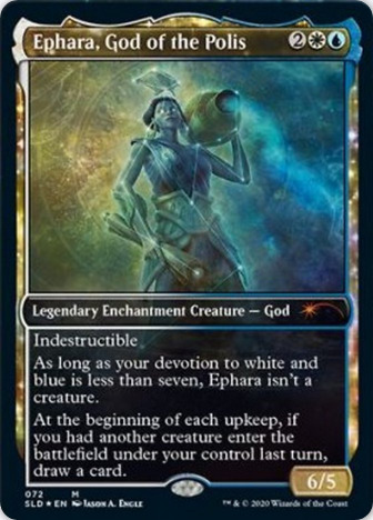 Ephara, God of the Polis - Foil