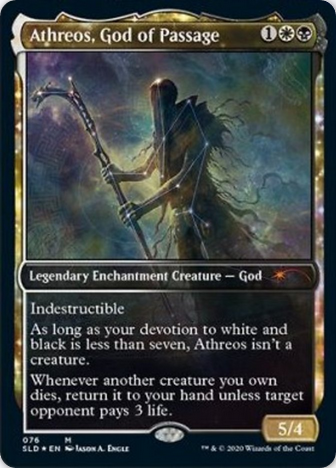 Athreos, God of Passage - Foil