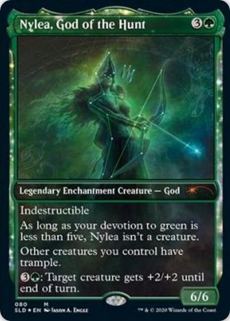 Nylea, God of the Hunt - Foil