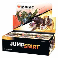 Jumpstart Booster Box (Ships July 16th - Two Free Core 2021 Booster Packs with Pickup)