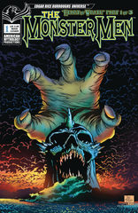 Monster Men #1 Cvr A Martinez (MR) (STL153901)