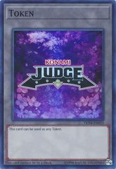 Judge Token - TKN4-EN035 - Super Rare