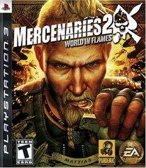 Mercenaries 2 World In Flames [Not for Resale]
