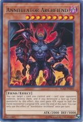 Annihilator Archfiend - IGAS-EN000 - Rare - Unlimited Edition on Channel Fireball