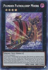 Plunder Patrollship Moerk - IGAS-EN088 - Secret Rare - Unlimited Edition