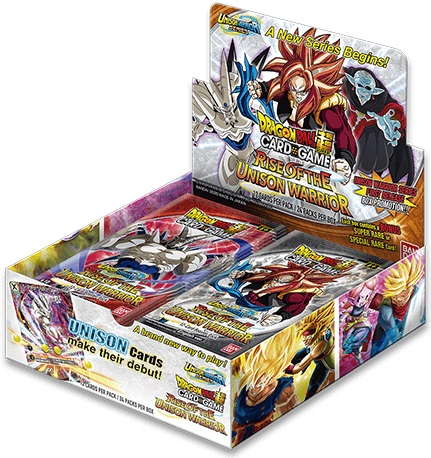 Dragon Ball Super - Rise of the Unison Warrior Booster Box