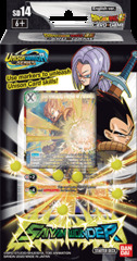 Dragon Ball Super - Series 10 Starter Deck - Saiyan Wonder