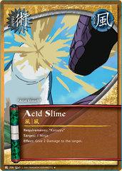 Acid Slime - J-206 - Uncommon - Unlimited Edition