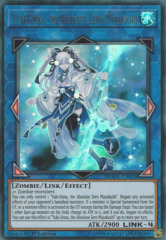 Yuki-Onna, the Absolute Zero Mayakashi - DUOV-EN025 - Ultra Rare - 1st Edition