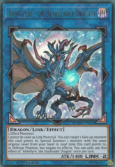 Armillyre, the Starleader Dragon - DUOV-EN029 - Ultra Rare - 1st Edition on Channel Fireball
