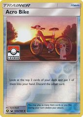 Acro Bike - 123a/168 - Reverse Holo - Pokemon League Promo