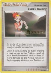 Buck's Training - 130/146 - Prerelease Promo