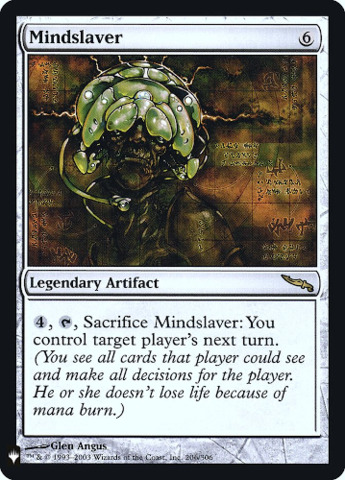 Mindslaver - Foil