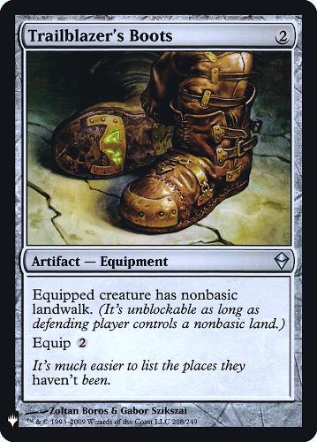 Trailblazers Boots - Foil