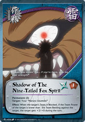 Shadow of The Nine-Tailed Fox Spirit - M-US036 - Rare - Unlimited Edition