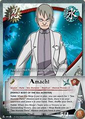 Amachi - N-385 - Rare - Unlimited Edition - Wavy Foil