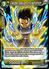 Cabba, Saiyan Invigoration - DB2-099 - UC