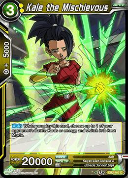 Kale the Mischievous - DB2-103 - C