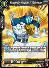 Katopesla, Universe 3 Policeman - DB2-149 - C