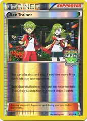 Ace Trainer - 69/98 - Reverse Holo - International Challenge Promo