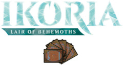 Ikoria: Lair of Behemoths Complete Set of Commons/Uncommons