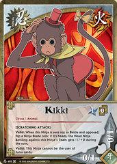 Kikki - N-402 - Common - 1st Edition - Foil