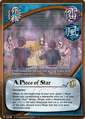 A Piece of Star - M-325 - Rare - Unlimited Edition - Foil