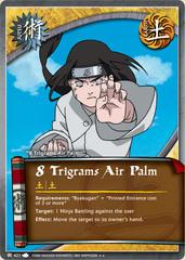 8 Trigrams Air Palm - J-421 - Rare - 1st Edition - Foil