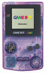 Nintendo Game Boy Color - Atomic Purple