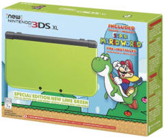 New Nintendo 3DS XL Lime Green
