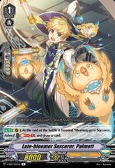 Late-bloomer Sorcerer, Palmett - V-EB13/027EN - R