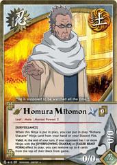 Homura Mitomon - N-610 - Uncommon - 1st Edition - Foil