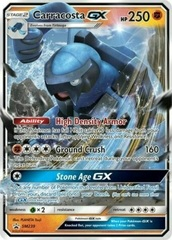 Carracosta GX - SM239 - SM Black Star Promos