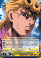 Seeker of Truth, Giorno - JJ/S66-E001 - RR