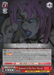 Remnant of the Past, Diavolo - JJ/S66-E047 - RR