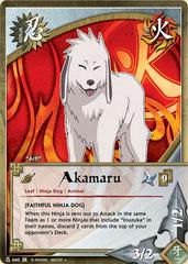 Akamaru - N-660 - Uncommon - Unlimited Edition - Foil