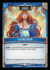 Azure Seer - Foil