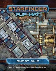 7309 Starfinder Flip-Mat Ghost Ship
