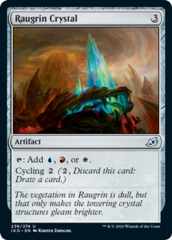 Raugrin Crystal