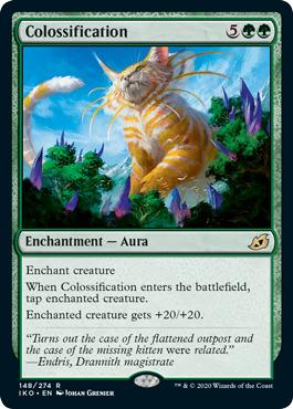 Colossification - Foil