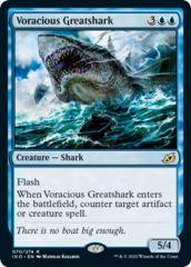 Voracious Greatshark - Foil