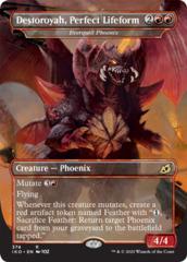 Destoroyah, Perfect Lifeform - Everquill Phoenix
